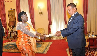 Amma Twum-Amoah,Ghana's Ambassador to Ethiopia