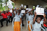 Engage Now Africa has graduated 54 adult literates from three communities in the Volta Region