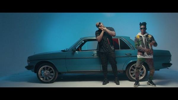 Strongman finally drops official video for \'Bossu\' featuring Medikal