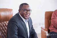 Samuel Ofosu Ampofo, NDC Chairman