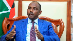 Kenya's Treasury and Planning Cabinet Secretary Ukur Yatani. FILE PHOTO | NMG