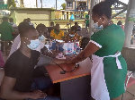 They also schooled the citizenry on the need for them to cultivate the habit of regular check-ups