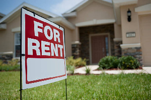 One of the issue of many is dealing with rent
