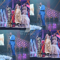 DKB, Shirley Frimong Manso et al on stage