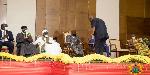 Mahama bows to Akufo-Addo