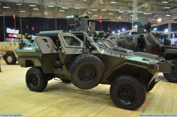 Govt seeks over $166m loan to purchase armoured cars