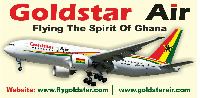 Goldstar Air plane