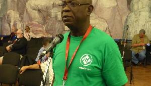 Daniel Owusu-Koranteng, Chairman of Maritime and Dockworkers Union