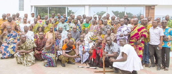 Fisherfolk in Central, Western regions call on Mahama