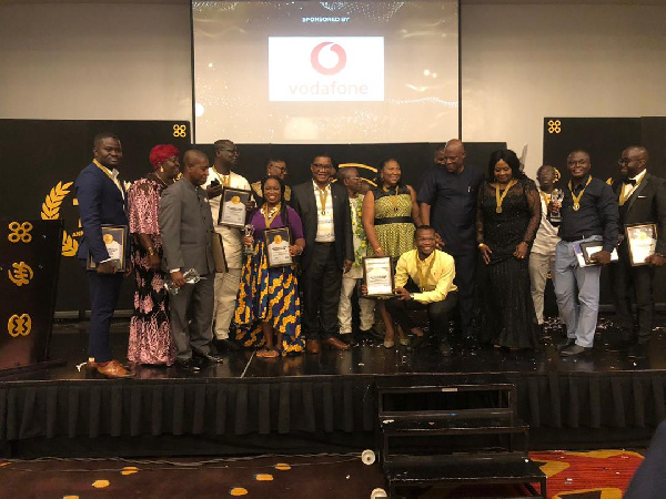 2018 GJA Awards: Full list of winners