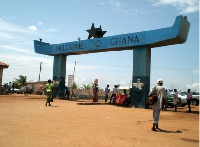Ghana's land borders were closed on March 22, 2020 after the rise in COVID-19 cases