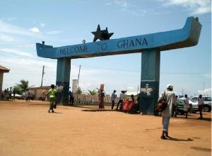 File photo - Ghana Border