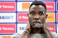 Inter Milan defender Kwadwo Asamoah