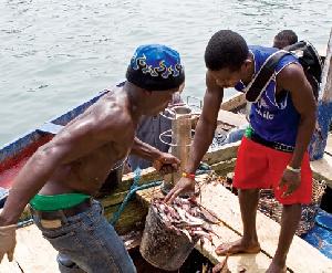 Takoradi Fishermen