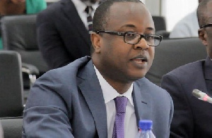 First Deputy Governor of BoG, Dr. Maxwel Opoku-Afari