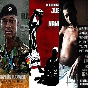 Animated designs of Major Mahama, the Kafaba lynching and the current situation of Ray Styles