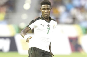 Isaac Twum is determined to help Ghana's U23 team qualify for the Tokyo 2020 Olympic Games