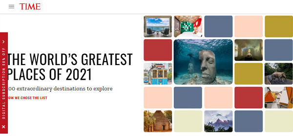 Accra named in Time Magazine's top 100 \'World's Greatest Places\' list
