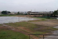 The Azumah Nelson Complex has deteriorated for some years now