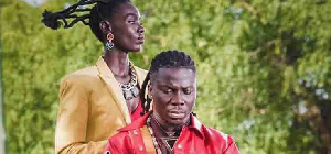 Stonebwoy featured a lot of international artistes in his Anloga Junction album