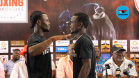 Azumah Nelson Fight Night is an initiative of the legendary African boxer