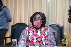 Akosua Frema Osei Opare, Chief of Staff