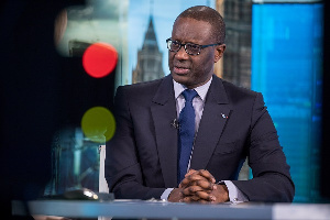 Ex Credit Suisse Group Inc. Chief Executive Officer Tidjane Thiam