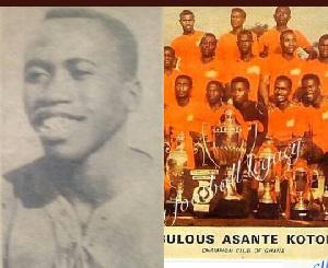 Osei Kofi is a two-time AFCON winner