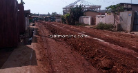 Residents say they will vote out NDC despite the commencement of construction works on their roads