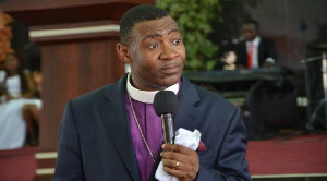 Founder and President, Worldwide Miracle Outreach- Dr Lawrence Tetteh