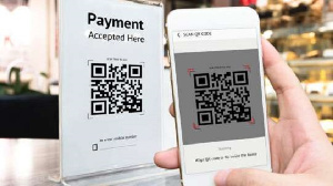 This means that people who want to be set up to use QR Code can approach those banks for assistance