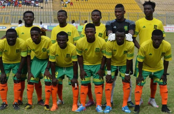 2020/21 Ghana Premier League: Week 9 Match Report - Liberty Professionals 1-2 Ebusua Dwarfs