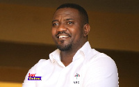 John Dumelo is NDC Parliamentary Candidate, Ayawaso West Wuogon Constituency