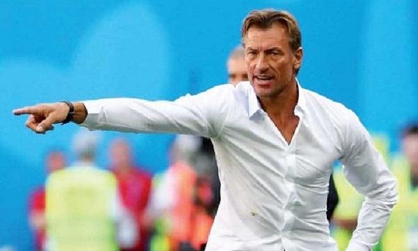 Coach of Saudi Arabia, Herve Renard