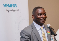 Country Manager, Siemens - Edmund Acheampong