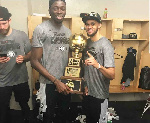 Brimah and Derrick White