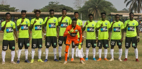 GPL side Dreams FC begin training ahead of league start in November