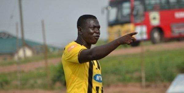 Frimpong Manso happy with Kotoko transfer ban