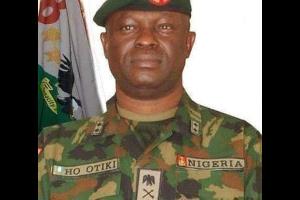 Major General Hakeem Otiki