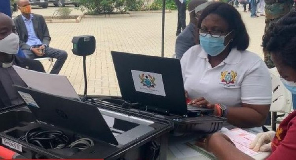 Flashback: Messy registration of voters dominates Ghana media