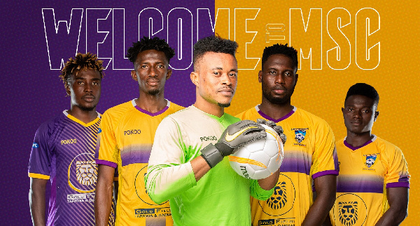 Medeama SC confirm six new signings