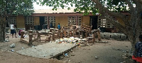 The TMA has stepped up efforts to rid the premises of Oninku Drive Basic School of filth