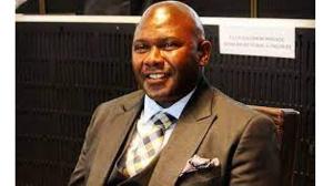 Johannesburg mayor Jolidee Matongo