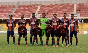 Legon Cities are lingering in the relegation zone