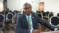 Deputy Bono Regional Director Public Health, Dr John Ekow Otoo