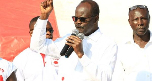 Papa Kwesi Nduom  Progressive People