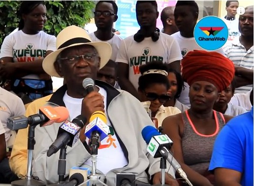 Election petition: Accept Supreme Court verdict – Kufuor to NPP, NDC