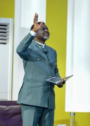 Bishop Charles Agyinasare, The Presiding Bishop of Perez Chapel International