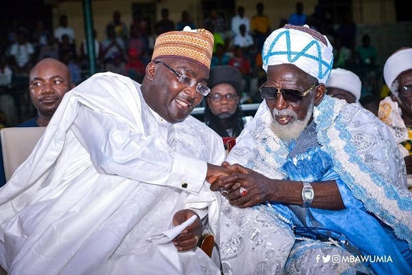 NDC Group slams Bawumia for \'disrespecting\' Chief Imam