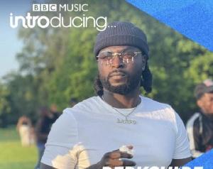 UK-based afro dancehall artist, Danny Lampo